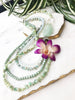bloom tiered necklace - BL-T-015-NL