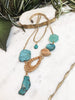 cabana necklace - CB-005-NL
