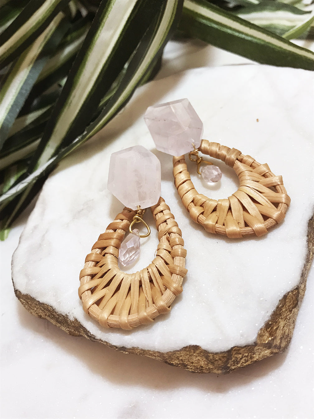 cabana earrings - CB-007-ER