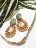 cabana earrings - CB-008-ER