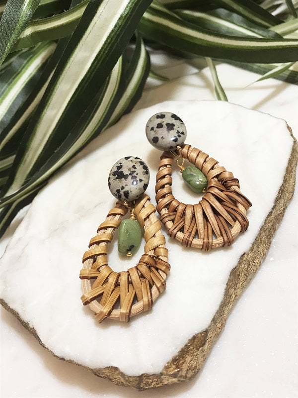 cabana earrings - CB-0010-ER