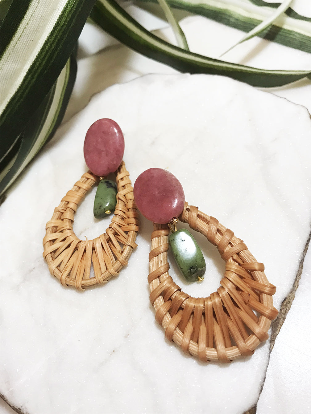 cabana earrings - CB-015-ER