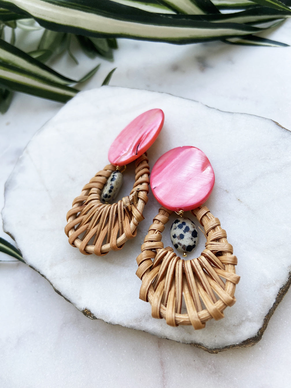 cabana earrings - CB-09-ER