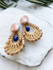 cabana earrings - CB-13-ER
