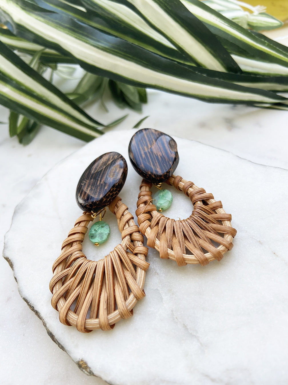 cabana earrings - CB-21-ER
