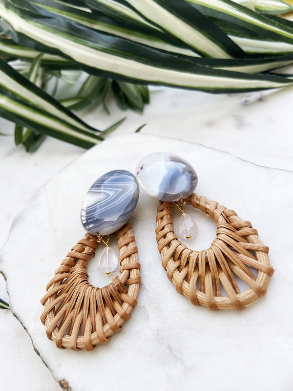 cabana earrings - CB-24-ER