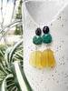 collage earrings - CL-027-ER