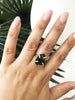 crush cocktail ring - CR-07-RG