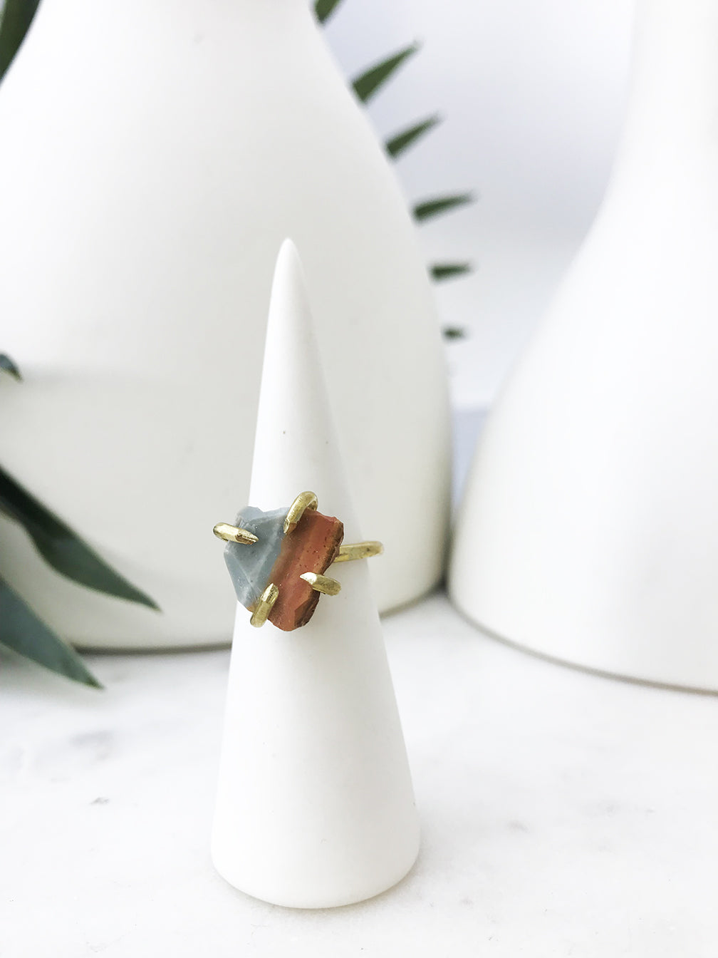 crush cocktail ring - CR-09-RG