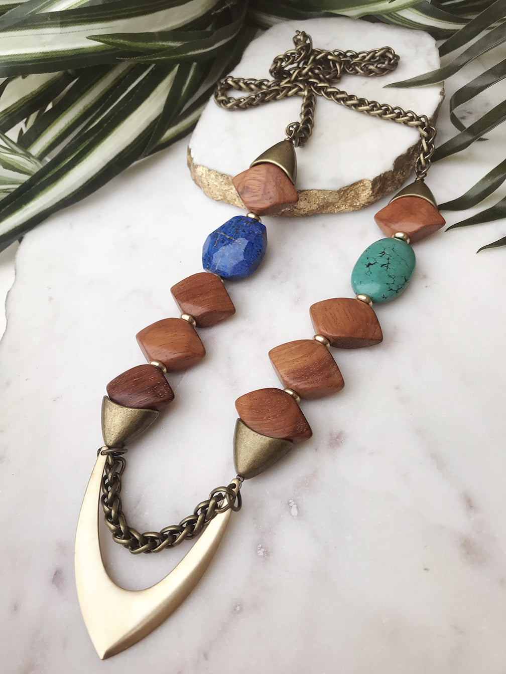 groove necklace - GR-002-NL