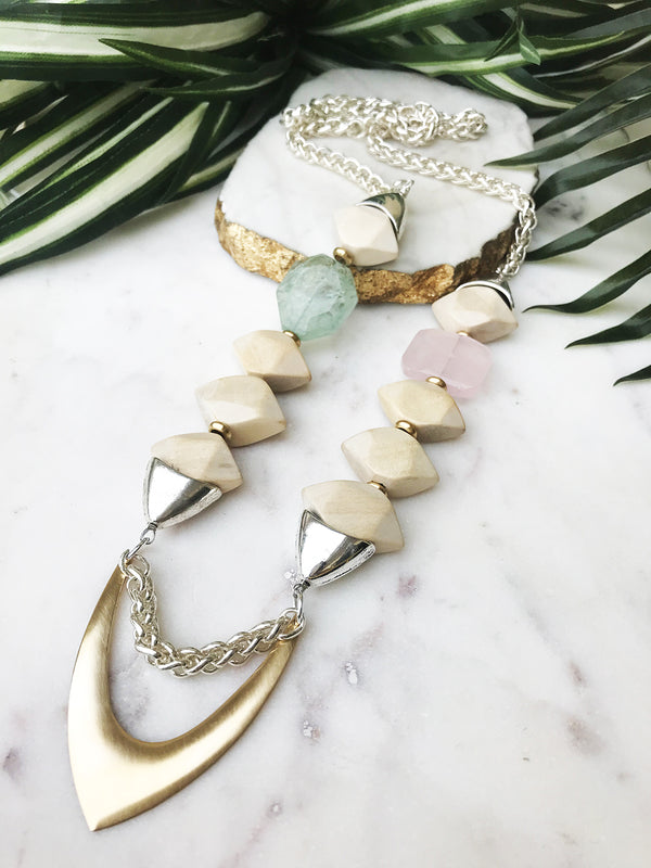groove necklace - GR-005-NL
