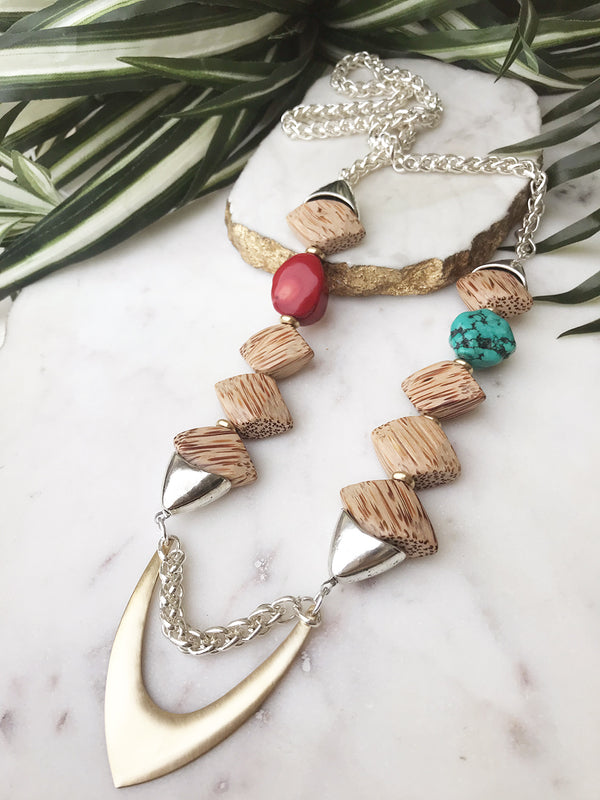 groove necklace - GR-006-NL