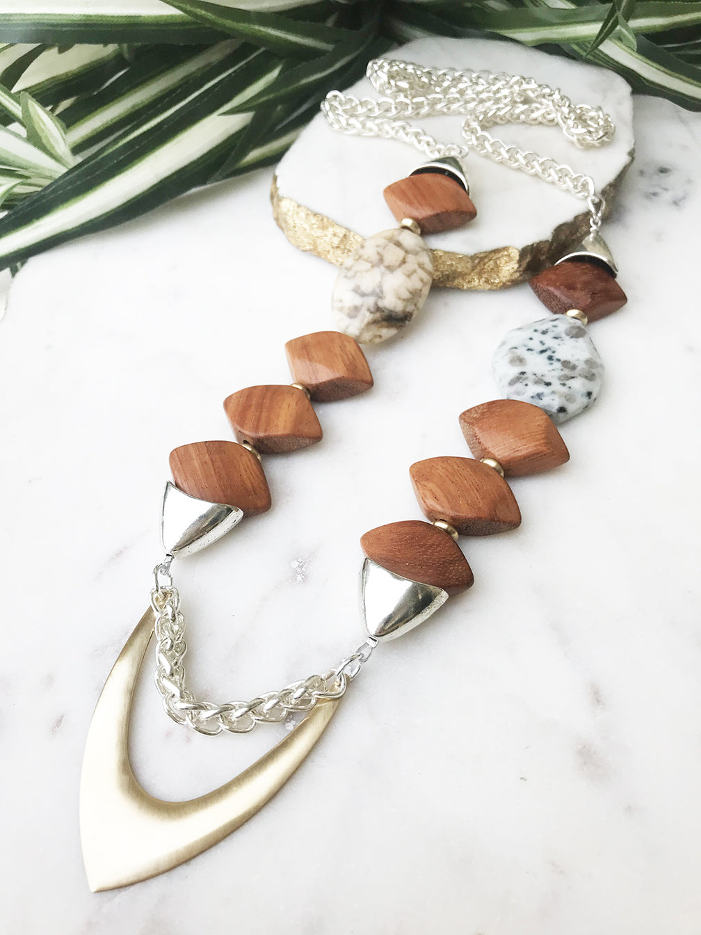 groove necklace - GR-009-NL