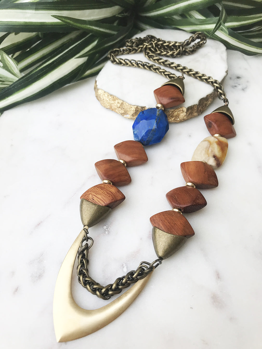 groove necklace - GR-010-NL