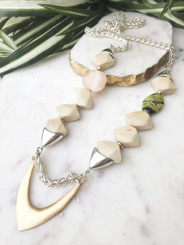 groove necklace - GR-011-NL