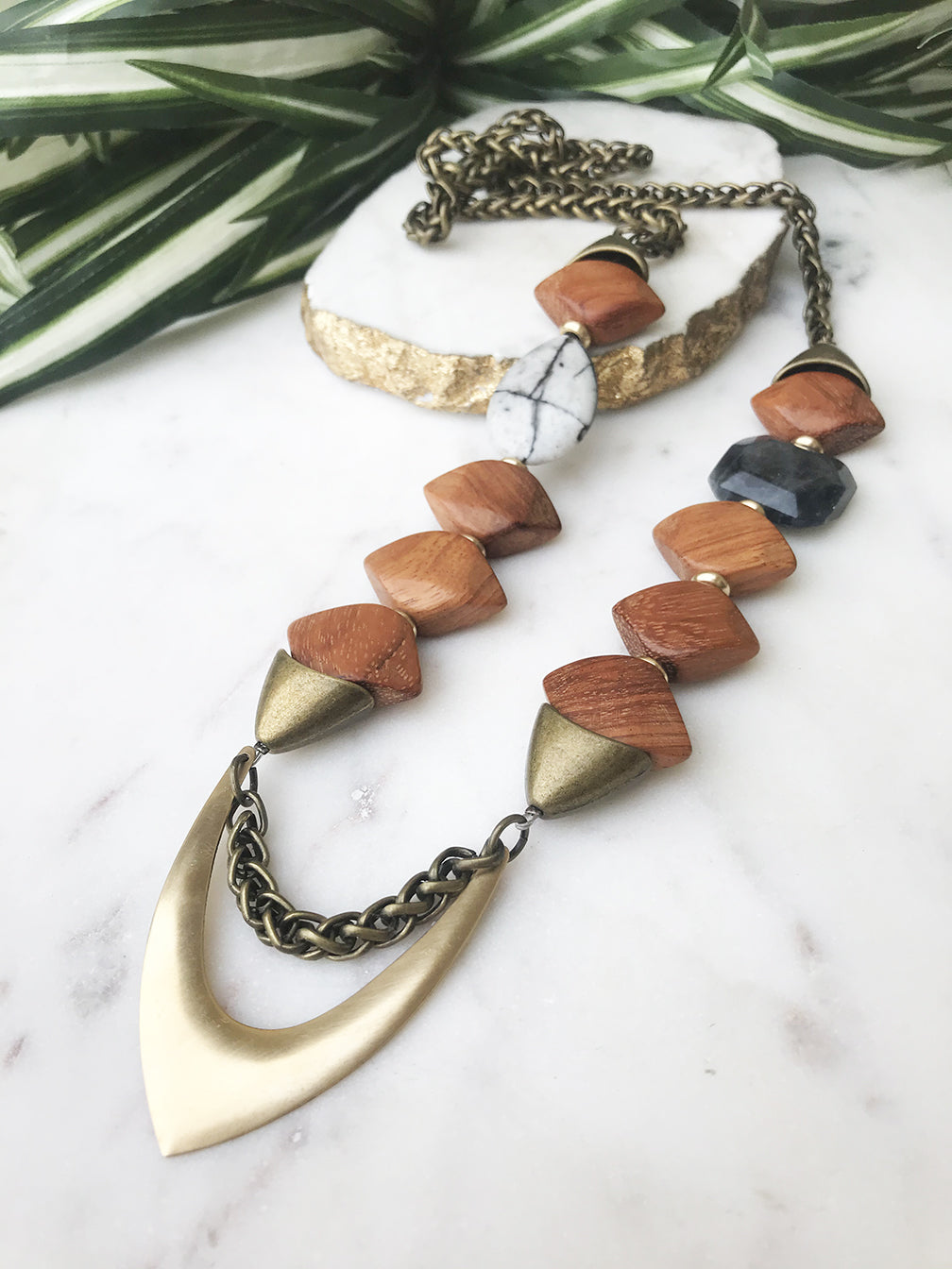 groove necklace - GR-012-NL