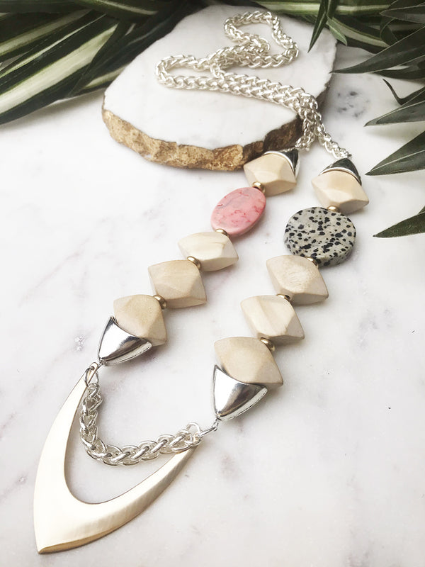 groove necklace - GR-026-NL