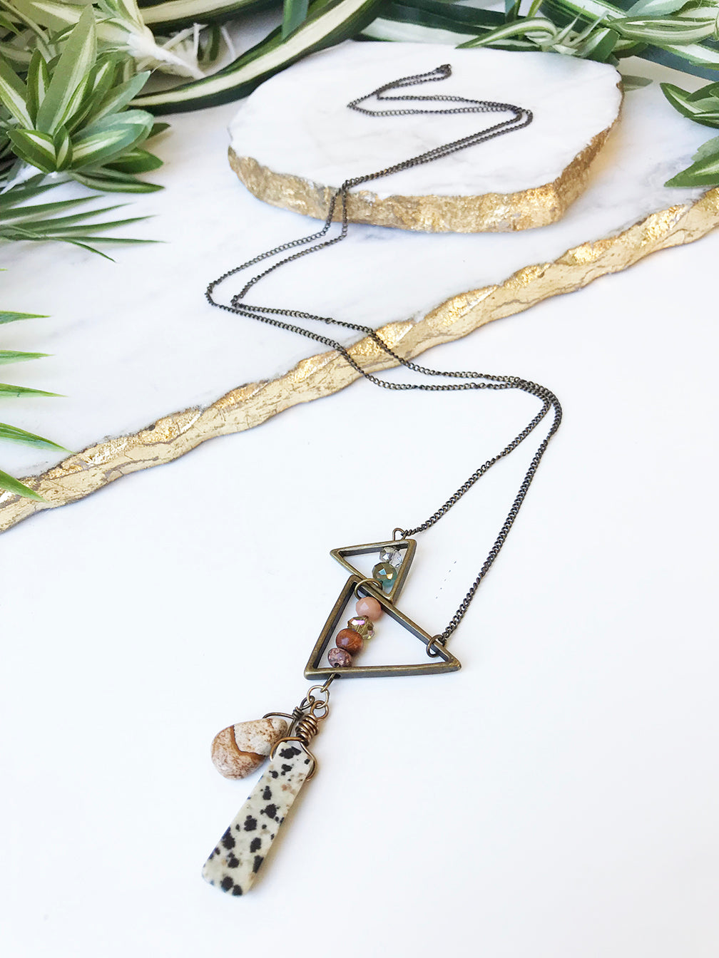 rebel necklace - RB-022-NL