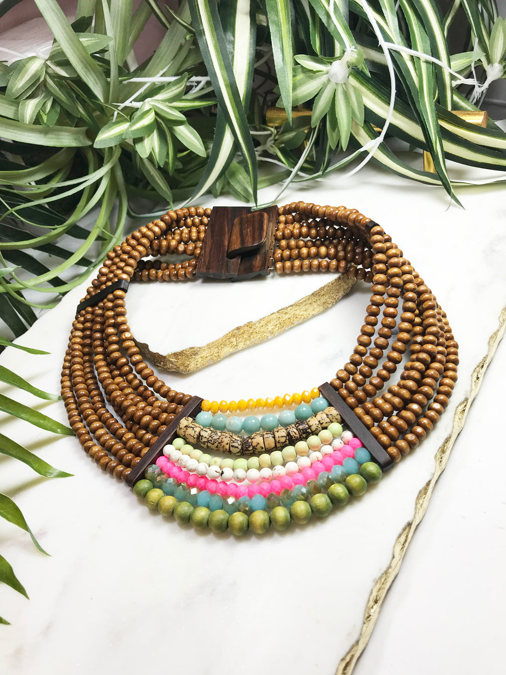 roots collar - RT-C-006-NL