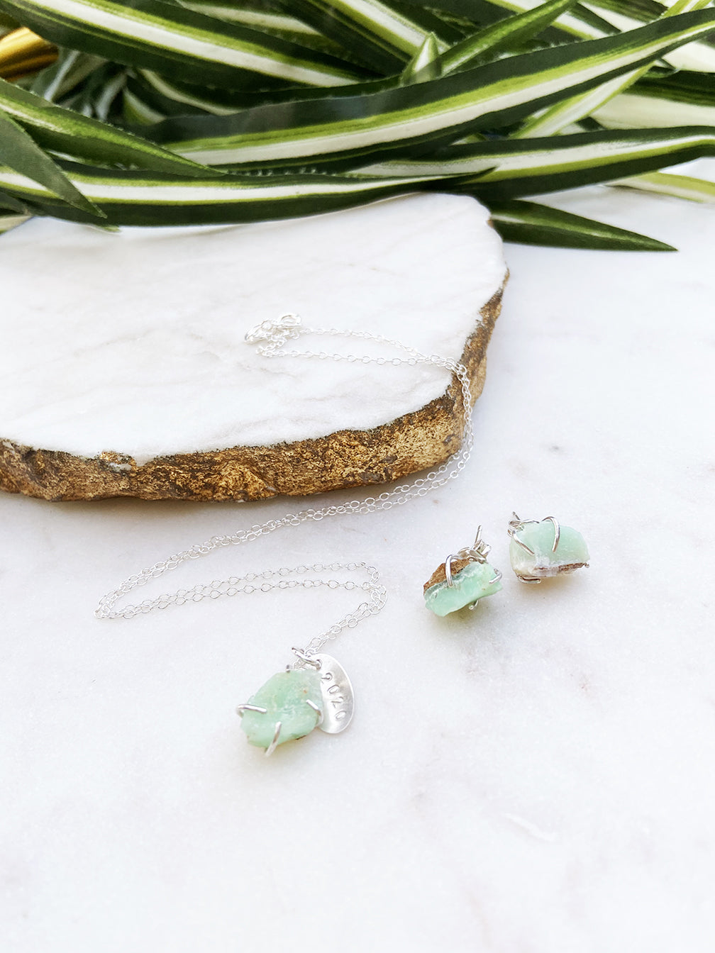 crush 2020 - chrysoprase set