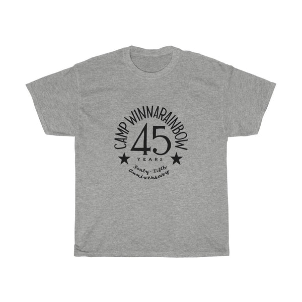 45th Aniversary Unisex Heavy Cotton Tee