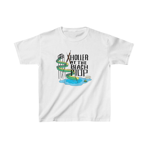 KIDS Holler at the Beach Mop Tee