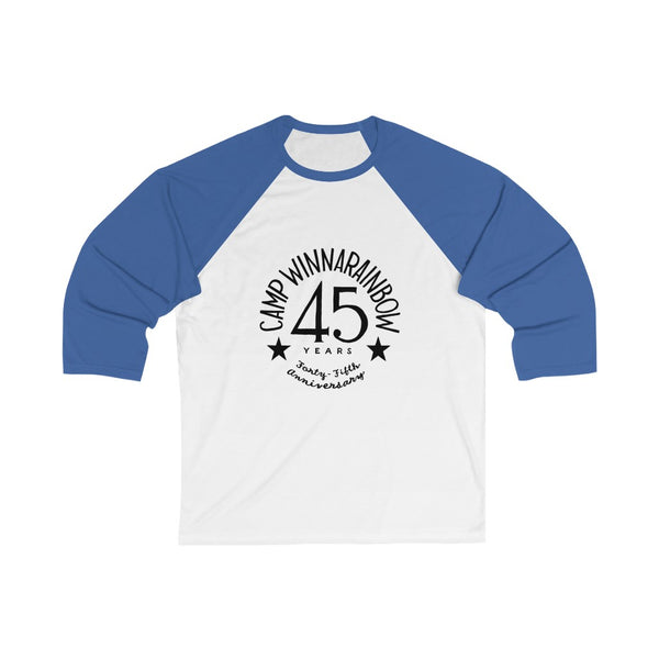 45th Aniversary Baseball Tee