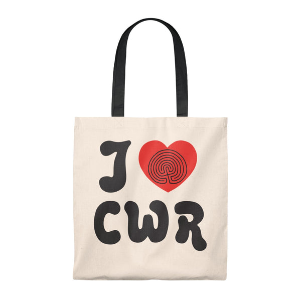 Tote Bag I Love CWR