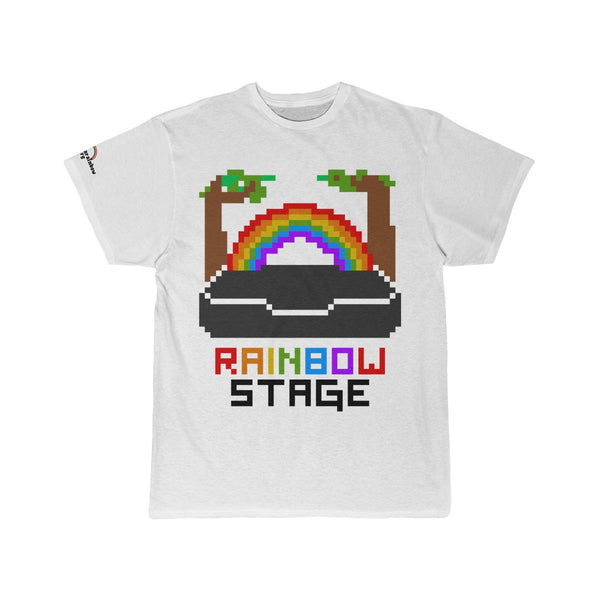 Winnarainbow Pixelated  Places - Rainbow Stage
