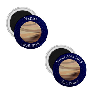 Planet Venus Celebration Geomagnet
