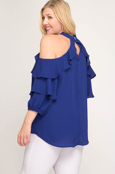 Cold Shoulder Summer Style