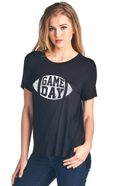 Game Day Graphic Tee - Southern Chique Boutique