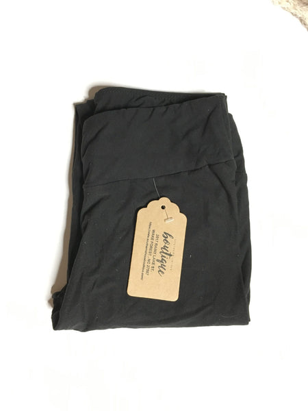 Amazingly Soft Black leggings - Southern Chique Boutique