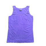 Violet I Am Ready for Workout Tank Top