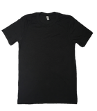 Short Sleeve Unisex Black T-Shirt - Southern Chique Boutique