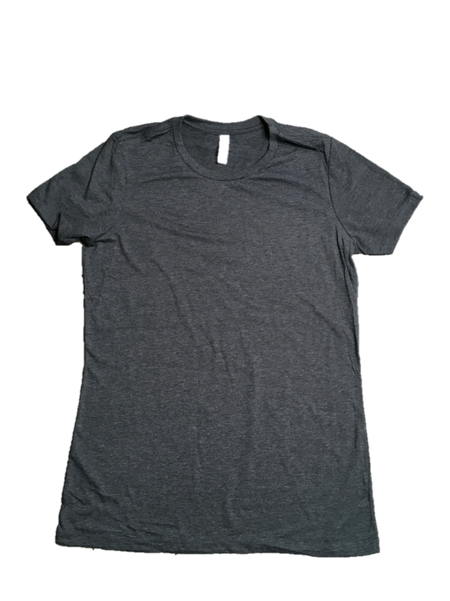 Silver Short Sleeve T-Shirt