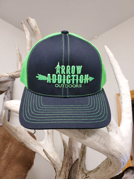 Arrow Addiction Outdoors Snap Back