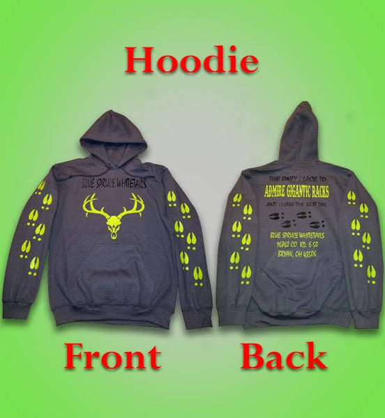 Blue Spruce Whitetails Hoody