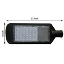 3ox 100W LED Street Area Pole Light Parking Lot Light Outdoor Garden Yard