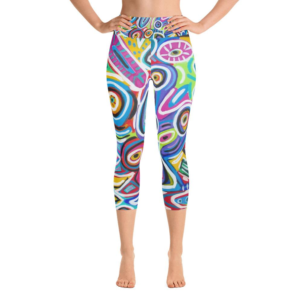 I now have Yoga Capris!!