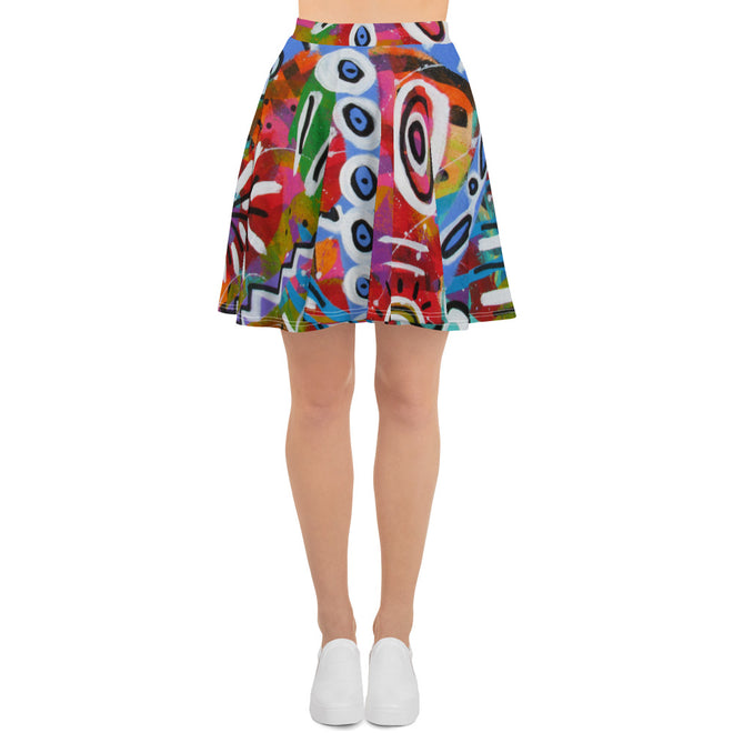 Who Doo Skater Skirts