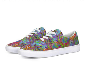 Who Doo Canvas Shoes