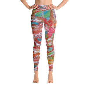 Who Doo Yoga Leggings