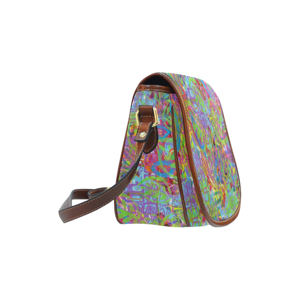 Turtle Big Saddle Bag (Model 1649) (Big)
