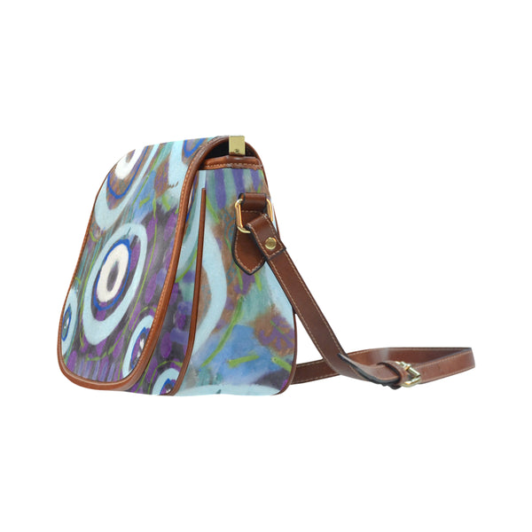 Jump Small Saddle Bag (Model 1649) (Small)