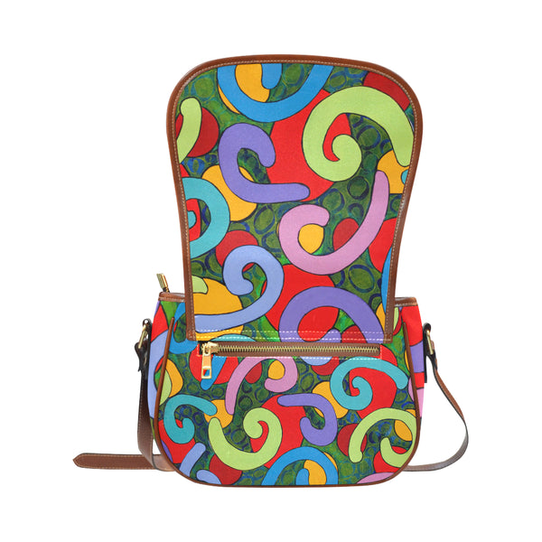 Swing Small Saddle Bag (Model 1649) (Small)