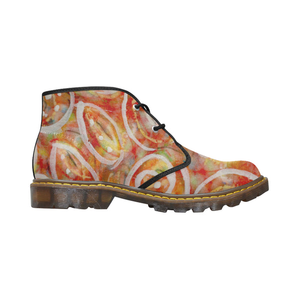 Women's Falling Leaves Short Boots