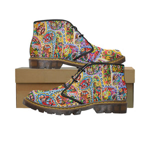 Women's Holes Short Boots