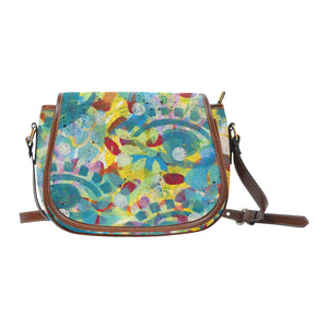 Eye See U Big Saddle Bag (Model 1649) (Big)