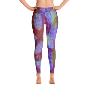 White Spot  Leggings